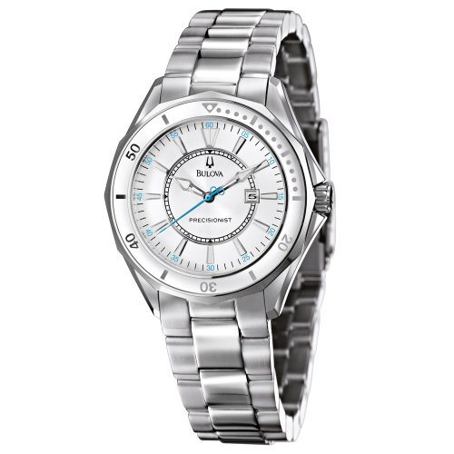 Bulova ブローバ レディース腕時計 Precisionist Winterpark Watch 96M123 10000円以上で送料無料