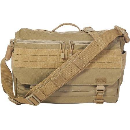 5.11 タクティカル メッセンジャーバッグ Tactical Rush Delivery LIMA Messenger Style Bag, OD Trail