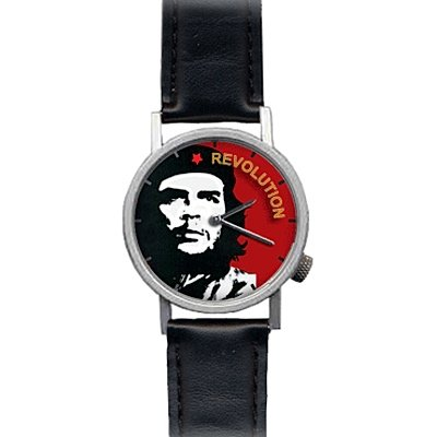 The Unemployed Philosophers Guild チェ・ゲバラ 腕時計 Che Guevara Revolution Watch 10000円以上で送料無料