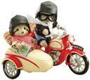 シルバニアファミリー バイク サイドカー Calico Critters Motorcycle and Sidecar CC2320