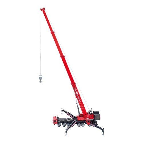ジク メガ・リフター・クレーン フィギュア 模型 Siku 4311 - Mega Lifter Crane