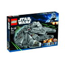 LEGO 7965 Star Wars Millennium Falcon レゴ スターウォーズ ミレニアムファルコン Darth Vader Luke Skywalker Han Solo