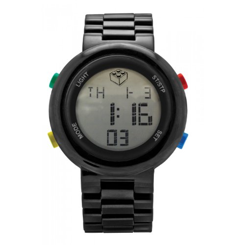 LEGO Digifigure レゴ 腕時計 ブラック Black Adult Watch (9007446) 10000円以上で送料無料