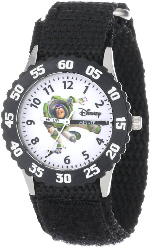 ディズニー 腕時計 キッズ 時計 子供用 トイストーリー バズ Disney Kids' W000060 Toy Story 3