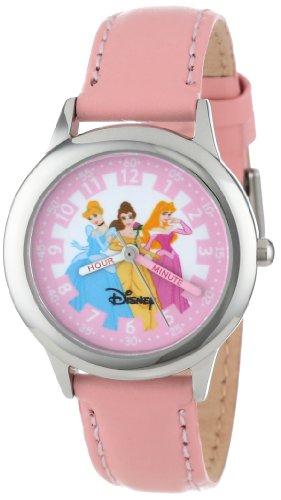 ディズニー プリンセス 腕時計 キッズ 時計 子供用 ディズニープリンセス オーロラ姫 ベル シンデレラ Disney Kids' W000057