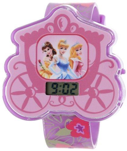 ディズニー プリンセス 腕時計 キッズ 時計 子供用 ディズニープリンセス ベル シンデレラ オーロラ姫 Disney Princesses Kid's PRS527 Watch