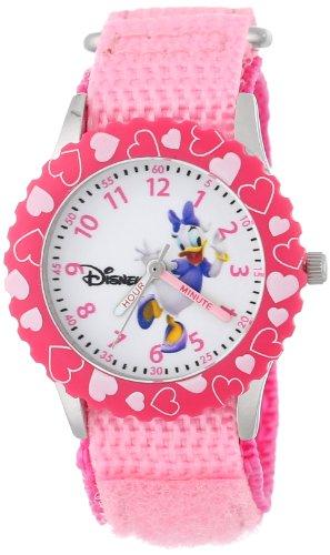 ディズニー 腕時計 キッズ 時計 子供用 デイジーダック Disney Kids' W000146
