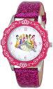 ディズニー プリンセス 腕時計 キッズ 時計 子供用 ディズニー プリンセス 腕時計 キッズ 時計 子供用 ディズニープリンセス オーロラ姫 ティアナ ベル アリエル 白雪姫 ラプンツェル Disney Kids' W000405
