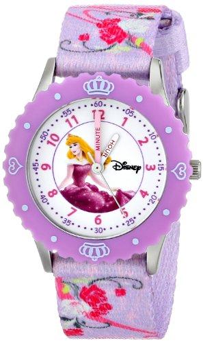 ディズニー 腕時計 キッズ 時計 子供用 眠れる森の美女 オーロラ姫 Disney Kids' W000366