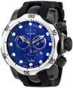 インビクタ 時計 インヴィクタ メンズ 腕時計 Invicta Men's ILEF0003ASYB Venom Analog Display Swiss Quartz Black Watch