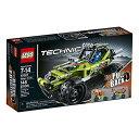 レゴ テクニック デザート レーサー モデル キット LEGO Technic 42027 D...