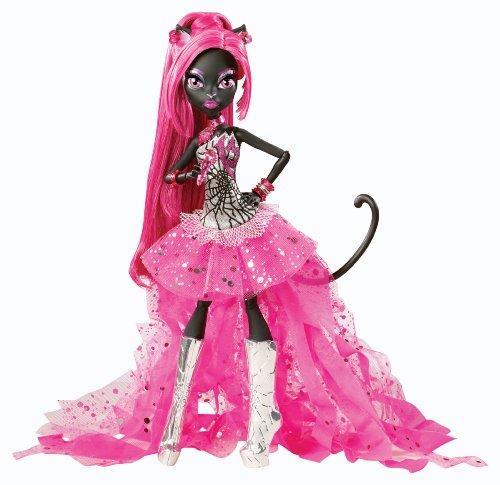 モンスターハイ 人形 ドール フィギュア キャッティ ノワール Monster High Catty Noir Doll