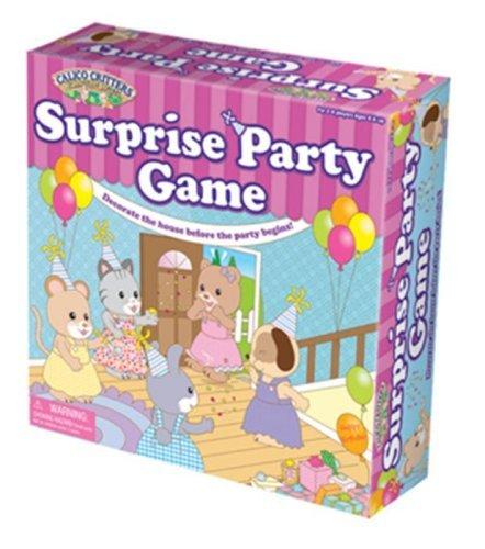 シルバニアファミリー 人形 サプライズ パーティーゲーム Calico Critters …...:i-selection:10026041