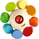HABA ハバ社 木製 おもちゃ 知育玩具 クラッチングトイ ラトル がらがら Whirlygig Clutching toy