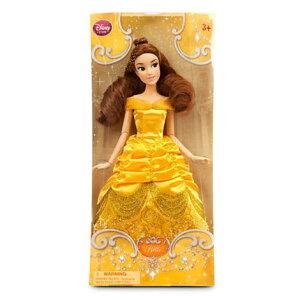 ディズニープリンセス ドール フィギュア 人形 美女と野獣 ベル Disney Princess Belle Classic Doll - 12'' (2014)