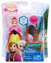ディズニー ドール フィギュア 人形 アナと雪の女王 アナ Disney Frozen Anna of Arendale. This Small Doll Playset Is for Sure to B..