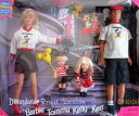 バービー ケン トミー ケリー ディズニー ドール フィギュア 人形 DISNEYLAND Resort Vacation with BARBIE, TOMMY, KELLY & KEN Gift Set DISNEY EXCLUSIVE (1998)