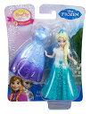 ディズニー ドール フィギュア 人形 アナと雪の女王 エルサ Disney Frozen Magiclip Elsa Doll 2 Shimmer Dresse...