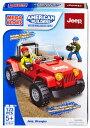 メガブロック 97831 ジープ ラングラー Mega Bloks Jeep Wrangler
