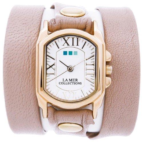ラメールコレクション 時計 レディース 腕時計 La Mer Watches Nude Chateau Wrap Watch ラメール コレクション レディース 腕時計 La Mer Watches Nude Chateau Wrap Watch?厚い(?厚い)