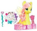 マイリトルポニー フィギュア 人形 ドール レインボーパワー スパークルスタイル フラッターシャイ My Little Pony Fluttershy Sparkle Style Pony