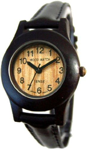 テンス 時計 レディース 腕時計 木製 Tense Wood L8003D Women's Sandalwood Watch テンス 時計 レディース 腕時計 木製 Tense Wood L8003D Women's Sandalwood Watch