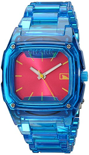 フリースタイル 腕時計 レディース 時計 シャーク Freestyle Women's 101992 Shark Blue Analog Polycarbonate Bracelet Watch フリースタイル 腕時計 レディース 時計 シャーク Freestyle Women's 101992 Shark Blue Analog Polycarbonate Bracelet Watch