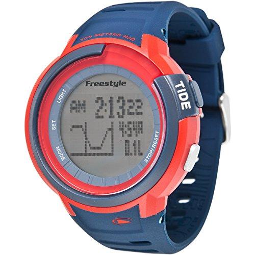 フリースタイル 腕時計 男女兼用 時計 Freestyle Unisex 103182 Mariner Round Blue Yacht Timer LCD Watch フリースタイル 腕時計 男女兼用 時計 Freestyle Unisex 103182 Mariner Round Blue Yacht Timer LCD Watch