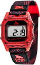 フリースタイル 腕時計 レディース 時計 シャーク Freestyle Women's 10020214 Shark Clip Digital Display Japanese Quartz Red Watch