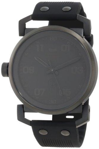 ベスタル 時計 メンズ 腕時計 Vestal Men's OB3S001 USS Observer Blackout Silicone Watch ベスタル 時計 メンズ 腕時計 Vestal Men's OB3S001 USS Observer Blackout Silicone Watch