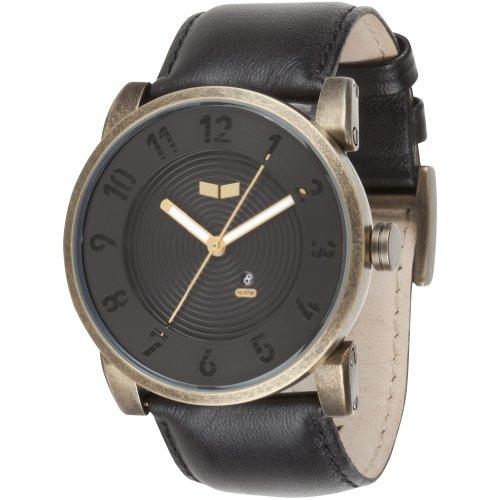 ベスタル 時計 男女兼用 腕時計 Vestal Unisex DOP013 Doppler Black Gold Patina Watch ベスタル 時計 男女兼用 腕時計 Vestal Unisex DOP013 Doppler Black Gold Patina Watch