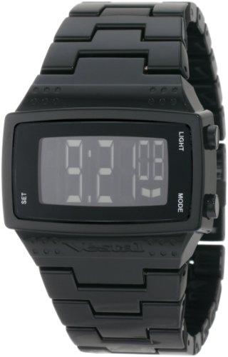 ベスタル 時計 メンズ 腕時計 Vestal Men's DBPC002 Dolby Plastic Polished Black Watch ベスタル 時計 メンズ 腕時計 Vestal Men's DBPC002 Dolby Plastic Polished Black Watch