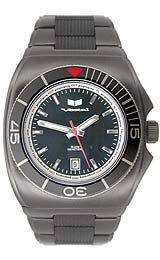 ベスタル 時計 男女兼用 腕時計 Vestal Unisex MSH002 Shank Steel Black Ion-Plated Watch ベスタル 時計 男女兼用 腕時計 Vestal Unisex MSH002 Shank Steel Black Ion-Plated Watch