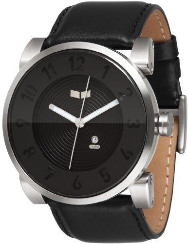 ベスタル 時計 腕時計 Vestal Doppler Slim Watch Black/Brushed, One Size ベスタル 時計 腕時計 Vestal Doppler Slim Watch Black/Brushed, One Size