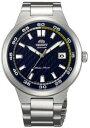 オリエント 時計 メンズ 腕時計 Orient #ER1W002D Men's Brazen Stainless Steel Blue Dial Self Winding Automatic Watch