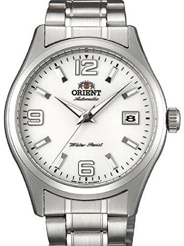 オリエント 時計 腕時計 Orient Chicane Automatic Watch with White Dial, Stainless Steel Case ER1X001W オリエント 時計 腕時計 Orient Chicane Automatic Watch with White Dial, Stainless Steel Case ER1X001W