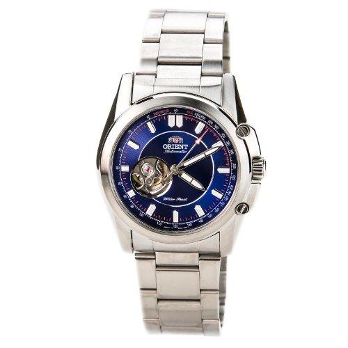 オリエント 時計 メンズ 腕時計 Orient DB02004B Mens STI Commuter Semi Skeleton Black Dial Stainless Steel Watch オリエント 時計 メンズ 腕時計 Orient DB02004B Mens STI Commuter Semi Skeleton Black Dial Stainless Steel Watch
