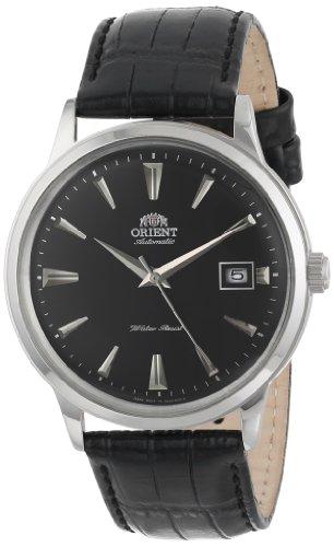 オリエント 時計 メンズ 腕時計 Orient Men's FER24004B0 Bambino Analog Japanese-Automatic Black Watch オリエント 時計 メンズ 腕時計 Orient Men's FER24004B0 Bambino Analog Japanese-Automatic Black Watch