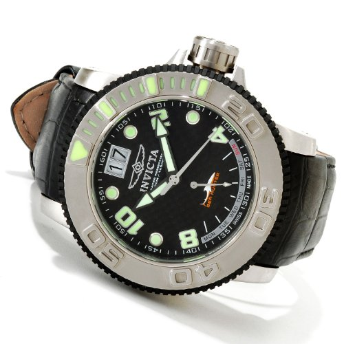 インビクタ 時計 インヴィクタ メンズ 腕時計 Invicta Men's Sea Hunter Swiss Made Stainless Steel Case Leather Strap Watch 1734 インビクタ 時計 インヴィクタ メンズ 腕時計 Invicta Men's Sea Hunter Swiss Made Stainless Steel Case Leather Strap Watch 1734
