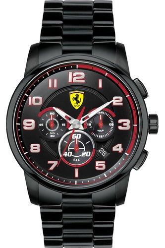 フェラーリ スクーデリア 時計 腕時計 グッズ Scuderia Ferrari Gents SF107 'Heritage' Ion Plated Stainless Steel Watch 0830054 フェラーリ スクーデリア 時計 腕時計 グッズ Scuderia Ferrari Gents SF107 'Heritage' Ion Plated Stainless Steel Watch 0830054はやい