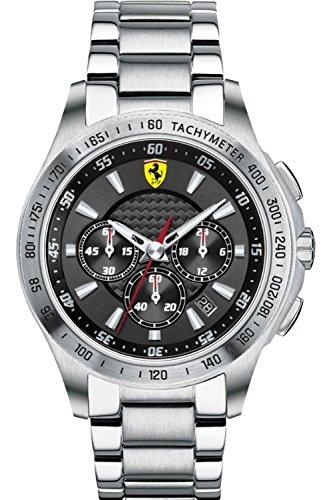 フェラーリ スクーデリア 時計 腕時計 グッズ Scuderia Ferrari Chronograph Bracelet Watch, 44mm フェラーリ スクーデリア 時計 腕時計 グッズ Scuderia Ferrari Chronograph Bracelet Watch, 44mm