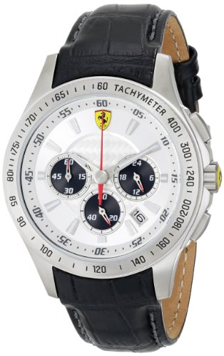 フェラーリ 時計 メンズ 腕時計 グッズ Ferrari Men's 0830038 Analog Display Japanese Quartz Black Watch フェラーリ 時計 メンズ 腕時計 グッズ Ferrari Men's 0830038 Analog Display Japanese Quartz Black Watch