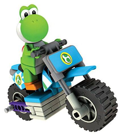 ケネックス ブロック おもちゃ ニンテンドー マリオカート ヨッシー バイク ビルディングセット K'NEX Nintendo Mario Kart Wii Yoshi Bike Building Set