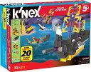 ケネックス ブロック おもちゃ パイレーツアドベンチャー ビルディングセット K'NEX Pirate Adventure 20 Model Building Set