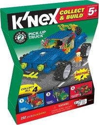 ケネックス ブロック おもちゃ コレクト&ビルド ピックアップ トラック K'Nex Pick-Up Truck