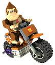 ケネックス ブロック おもちゃ ニンテンドー マリオカート ドンキーコング バイク ビルディングセット K'NEX Nintendo Mario Kart Wii Donkey Kong Bike Building Set