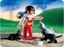 プレイモービル 4605 女の子と子猫 Playmobil 4605 Girl with Cats