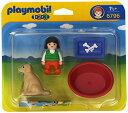 プレイモービル 6796 ママと犬 Playmobil 6796 Mother , Dog , Foodnapf . Sleeping
