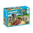 プレイモービル 5275 WWF サバンナの野生動物たち P...
