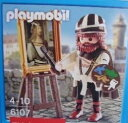 プレイモービル 6107 画家デューラー Playmobil 6107 - Exclusive - Artist Albrecht Dure...